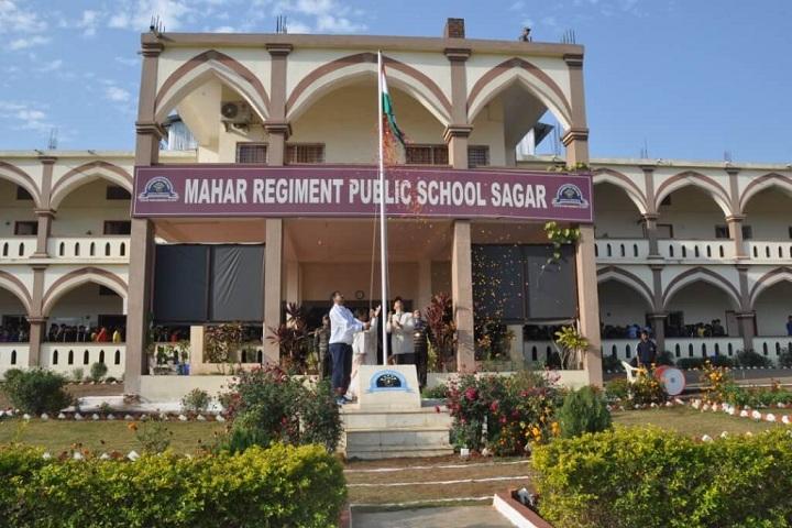 Mahar Regiment Public School-Campus-Campus View