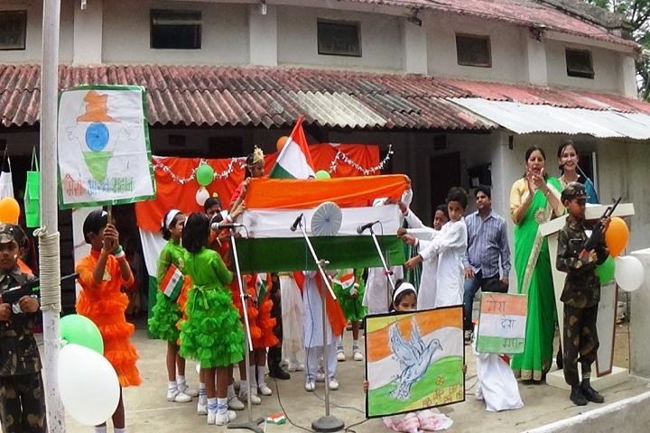 Mahar Regiment Public School-Independence Day Celebration