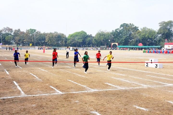 Mahar Regiment Public School-Sports Running