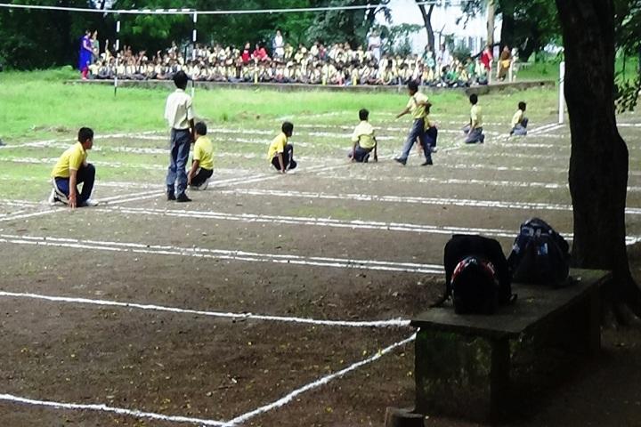 Mahar Regiment Public School-Sports
