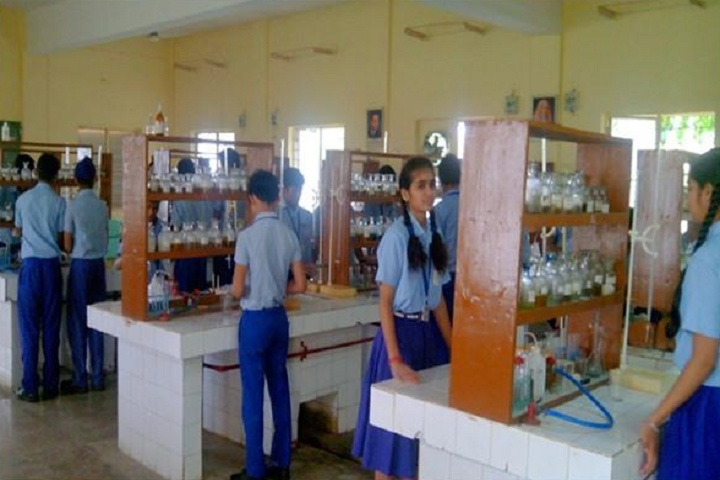 Maharishi Centre For Educational Excellence-Chemistry Lab
