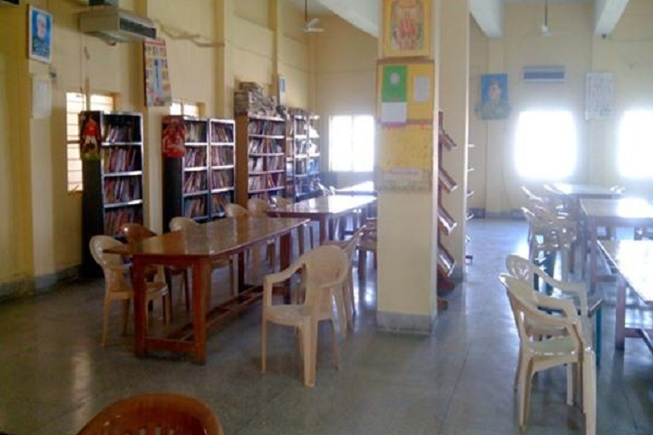 Maharishi Centre For Educational Excellence-Library