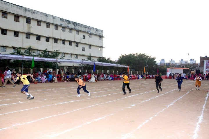 Maharishi Centre For Educational Excellence-Running Competition