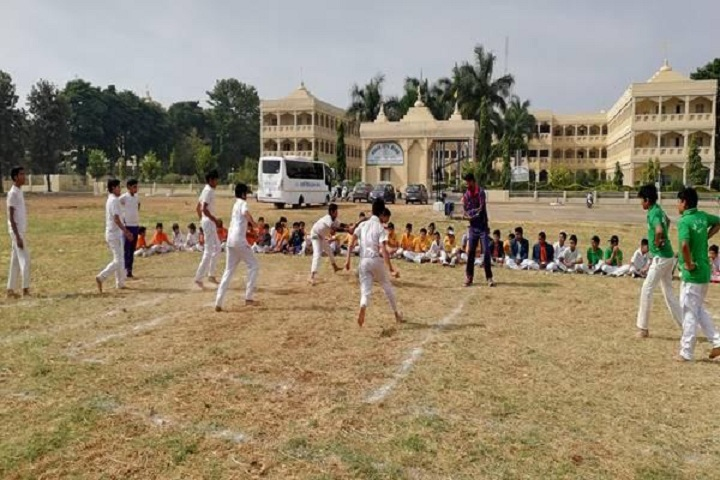Maharishi Centre For Educational Excellence-Sports