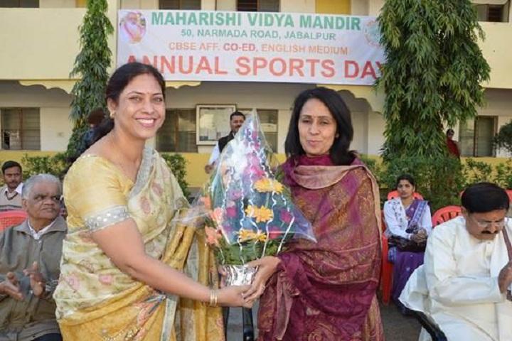 Maharishi Vidya Mandir-Events Sports Day
