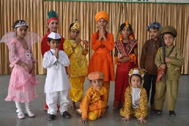Maharishi Vidya Mandir-Events