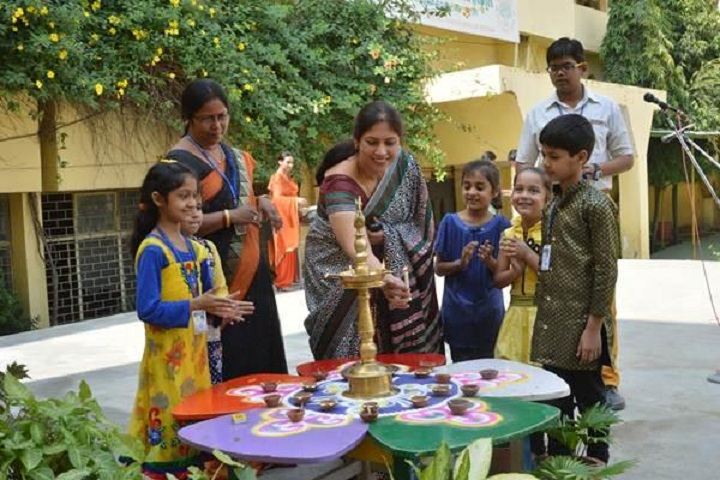 Maharishi Vidya Mandir-Others Puja