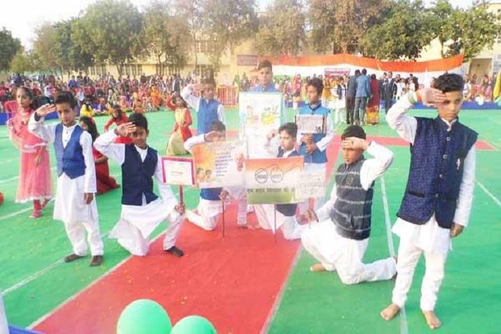 Maharishi Vidya Mandir-Republic Day