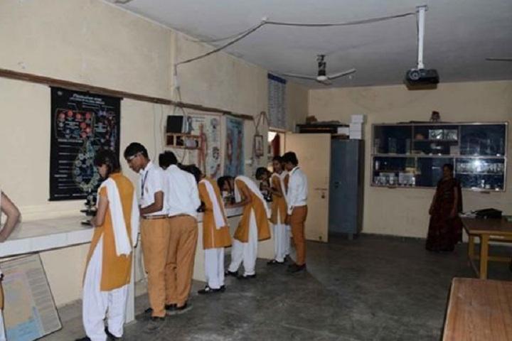Maharishi Vidya Mandir-Laboratory Biology