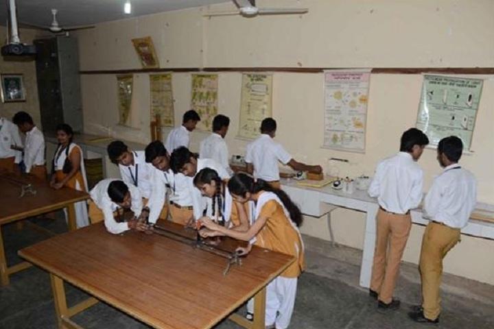 Maharishi Vidya Mandir-Laboratory Physics