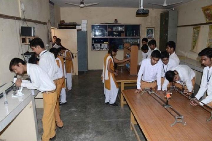 Maharishi Vidya Mandir-Laboratory