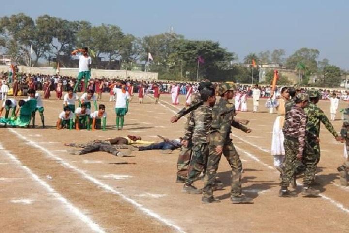Maharishi Vidya Mandir-Independance Day