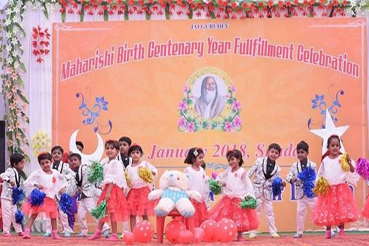 Maharishi Vidya Mandir-Primary Dance