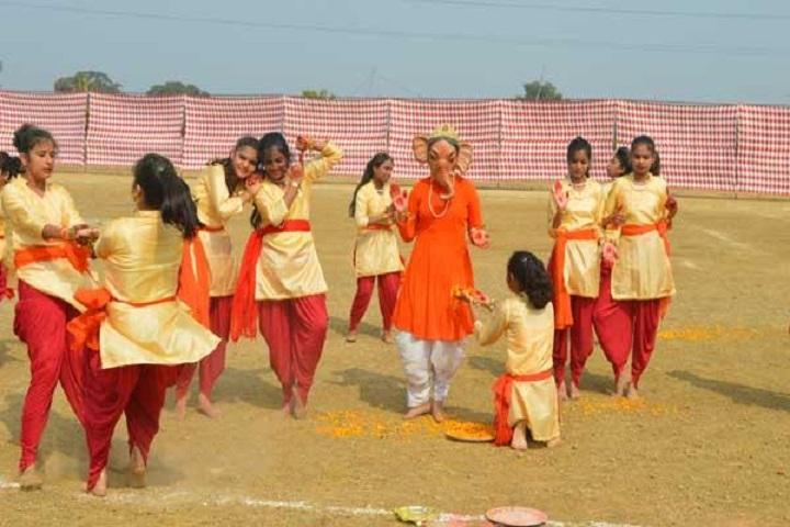 Maharishi Vidya Mandir-Festival Celebration