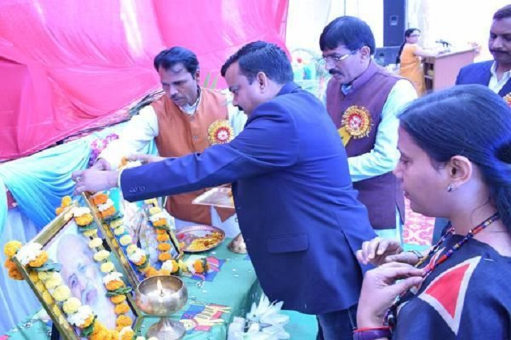 Maharishi Vidya Mandir-Pooja
