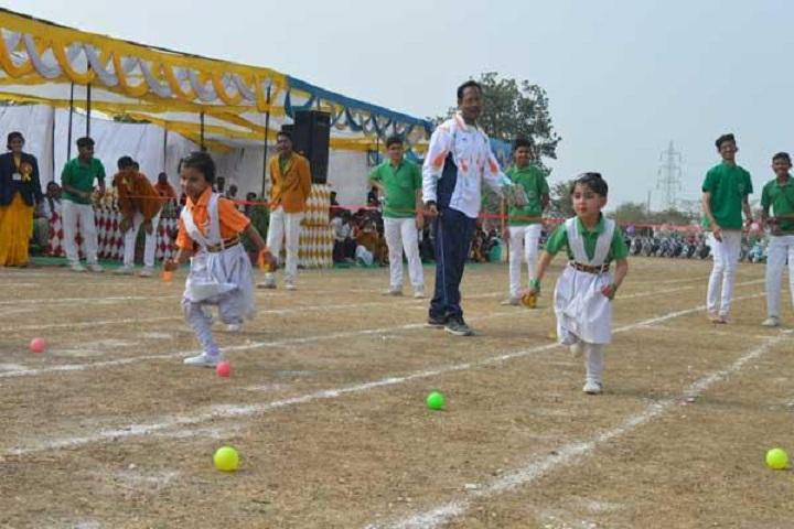 Maharishi Vidya Mandir-Running