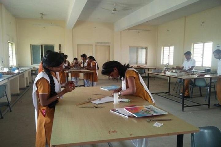Maharishi Vidya Mandir-Physics Lab