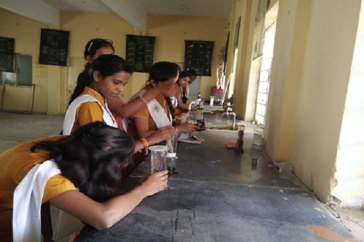 Maharishi Vidya Mandir-Biology Lab