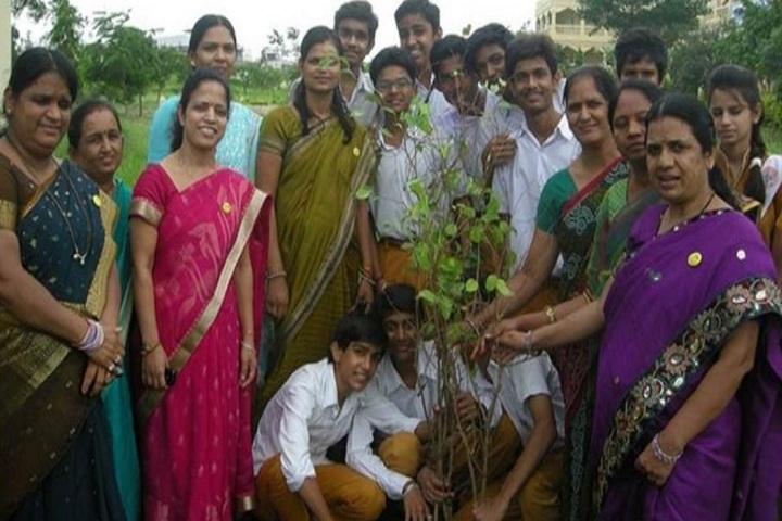 Maharishi Vidya Mandir-Plantation