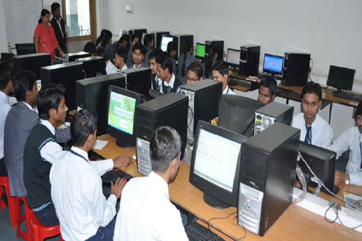 B D Public School-IT Lab