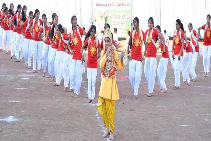 Maharishi Vidya Mandir-Annual Cultural Meet