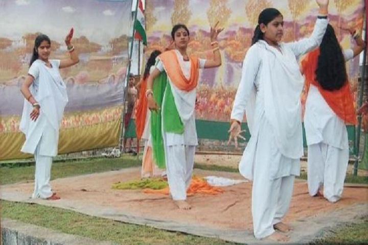 Maharishi Vidya Mandir-Cultural Programme