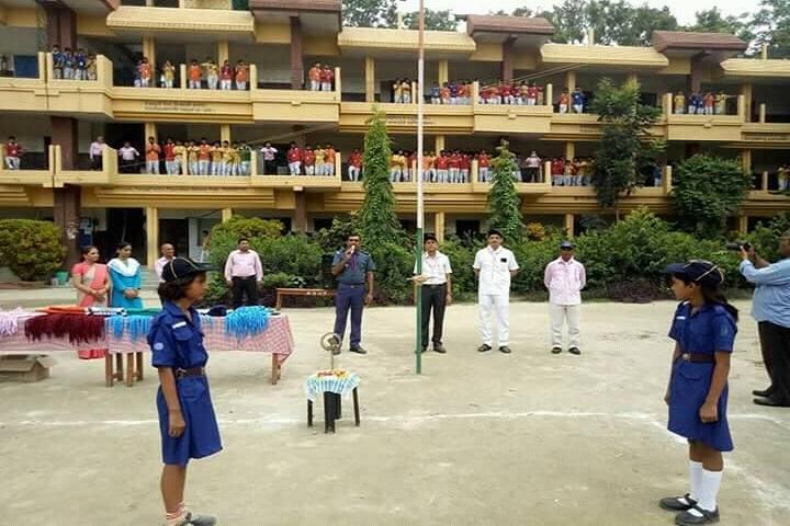 B D Public School-Republic Day