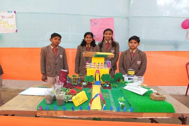 B D Public School-Exhibition