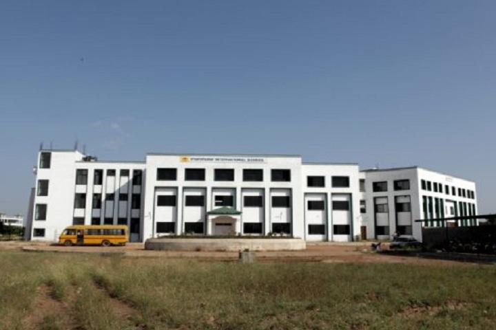 Mandsaur International School-Campus-View