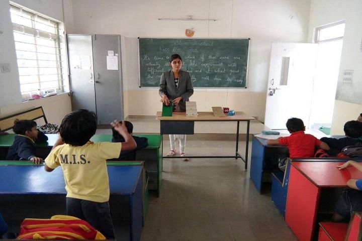 Mandsaur International School- Nursery Classroom