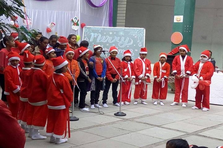 Mandsaur International School-Christmas Celebration
