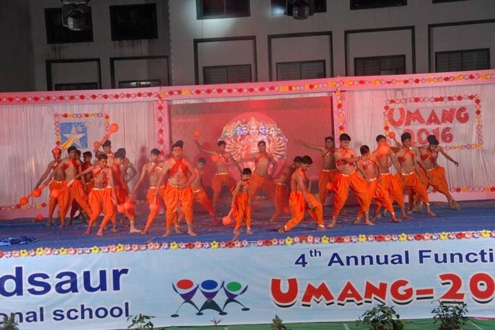 Mandsaur International School-Event