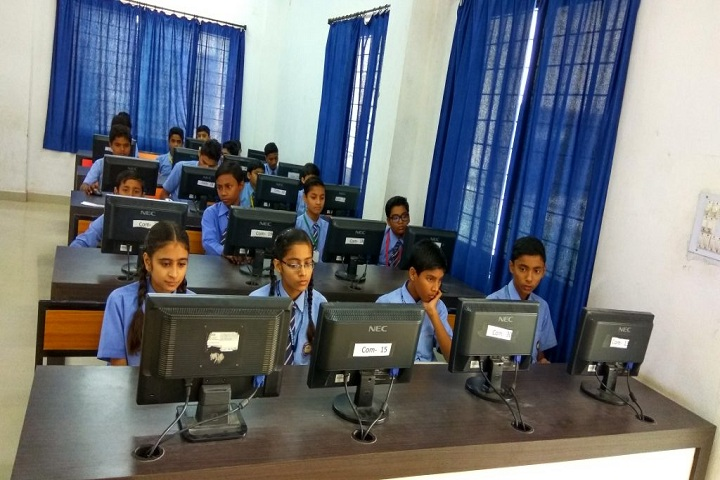 Mandsaur International School-IT-Lab full view