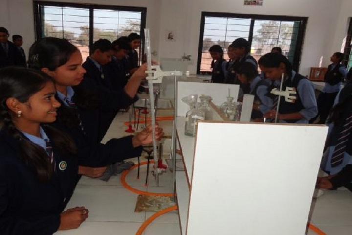 Mandsaur International School-Chemistry Lab