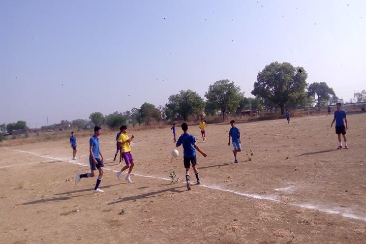 Mandsaur International School-Football