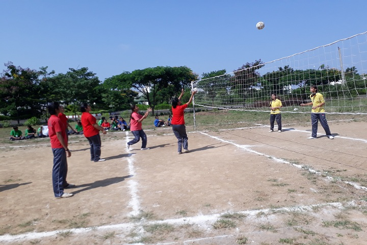 Mandsaur International School-Sports