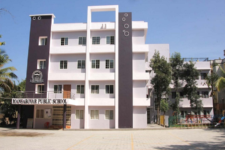 Mansarover Public School-Campus-View