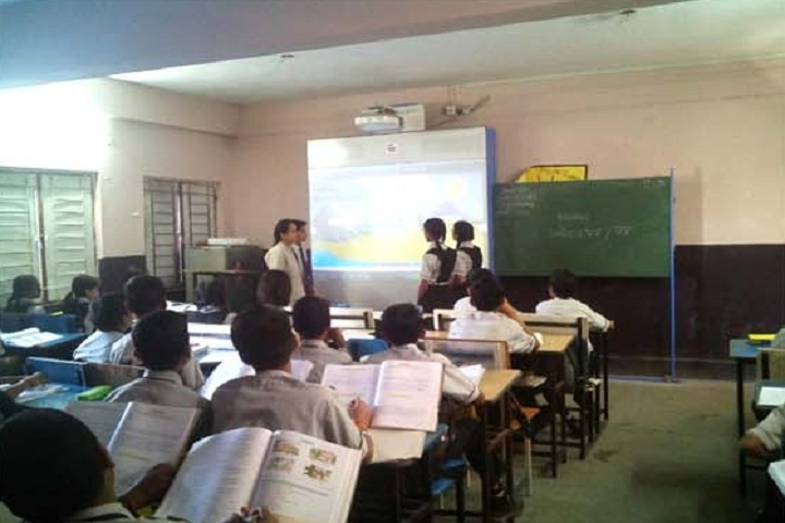 Mansarover Public School-Classroom