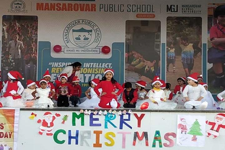 Mansarover Public School-Events celebration