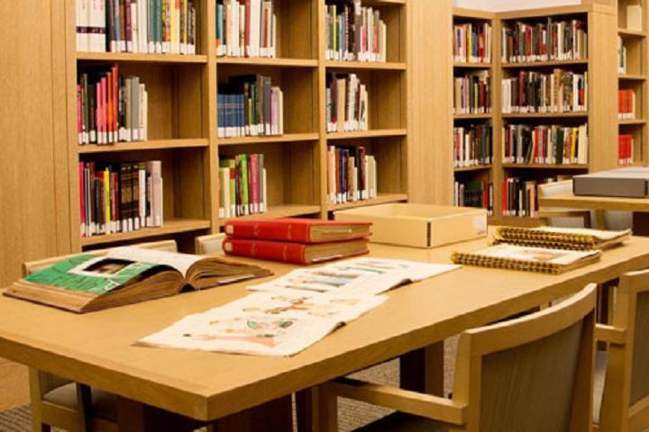 Mansarover Public School-Library