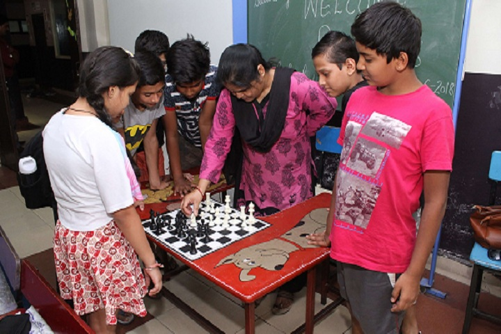 Mansarover Public School-Sports chess