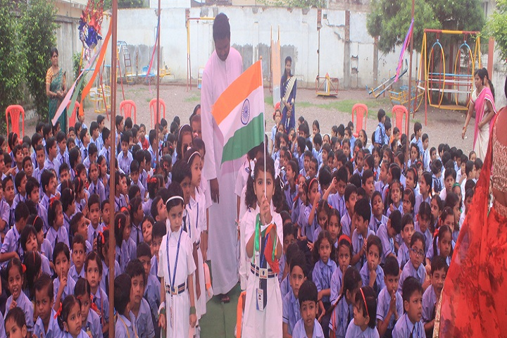 Maria Mata Convent High School-Republic Day