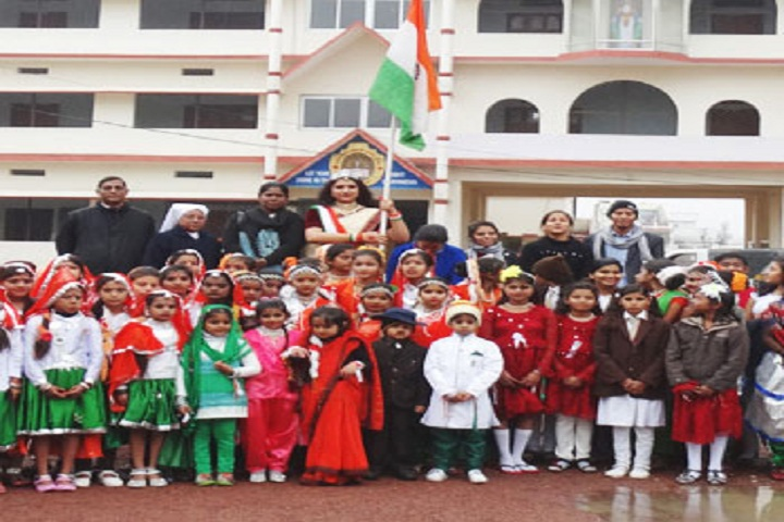 Maria Mata Convent High School-Independance Day