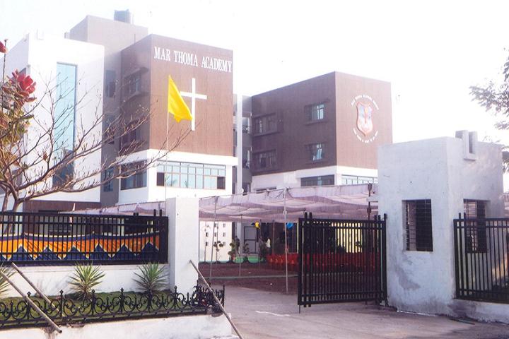 Marthoma Academy-Campus View