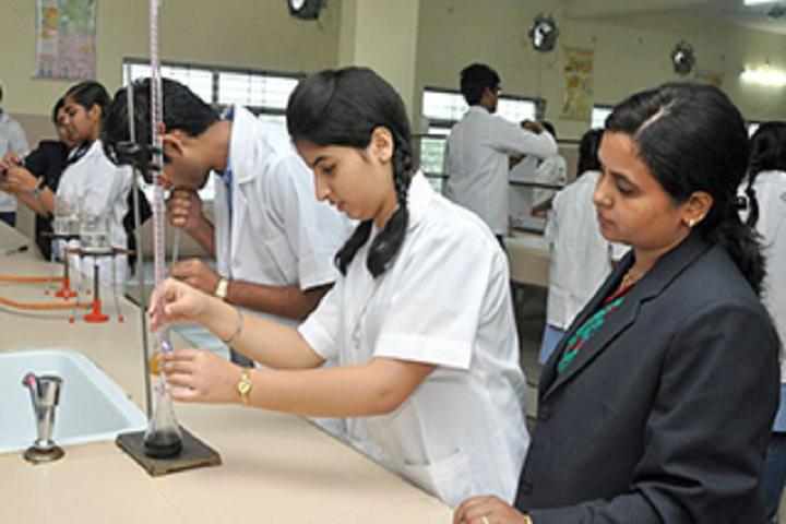 Marthoma Academy-Chemistry Lab