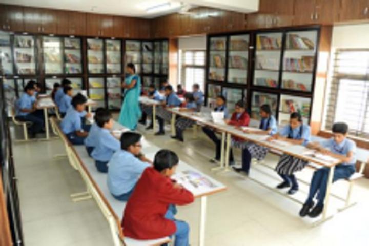 Marthoma Academy-Library