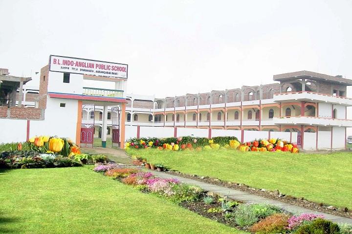 B L Indo Anglian Public School-Campus View