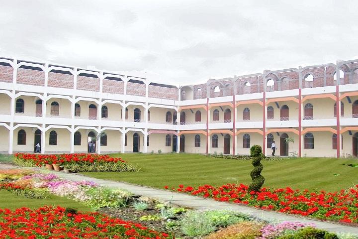 B L Indo Anglian Public School-School Building