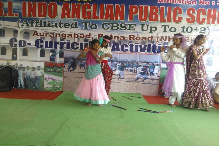 B L Indo Anglian Public School-Events