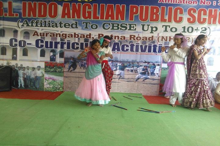 B L Indo Anglian Public School-Events